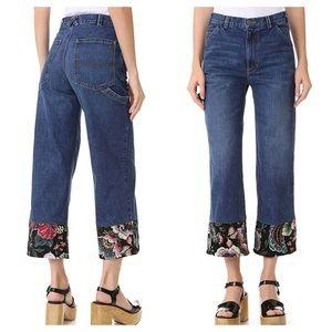 Rachel Comey Fracture Jeans NWT
